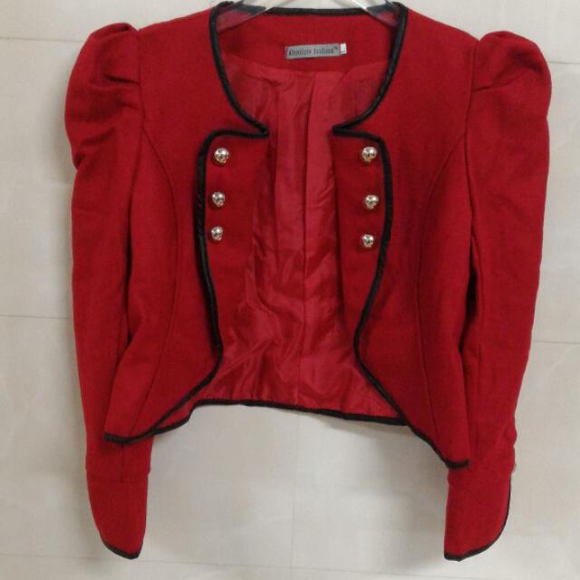 (全新) 時尚外套