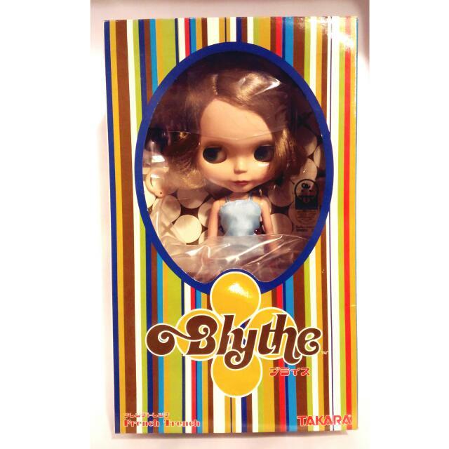 降價↘法國風小布 Blythe