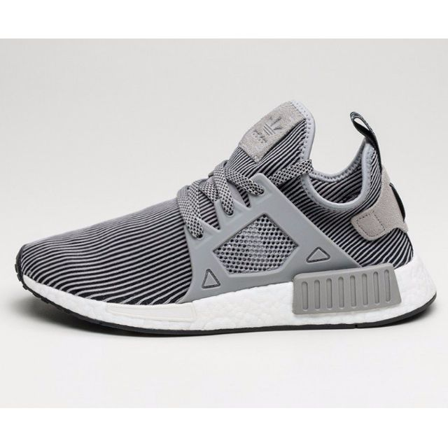 0dd6238a4 Authentic ADIDAS NMD XR1 PK (LIGHT GRANITE   GREY   VINTAGE WHITE ...