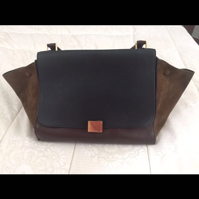 authentic celine trapaze 3 colour