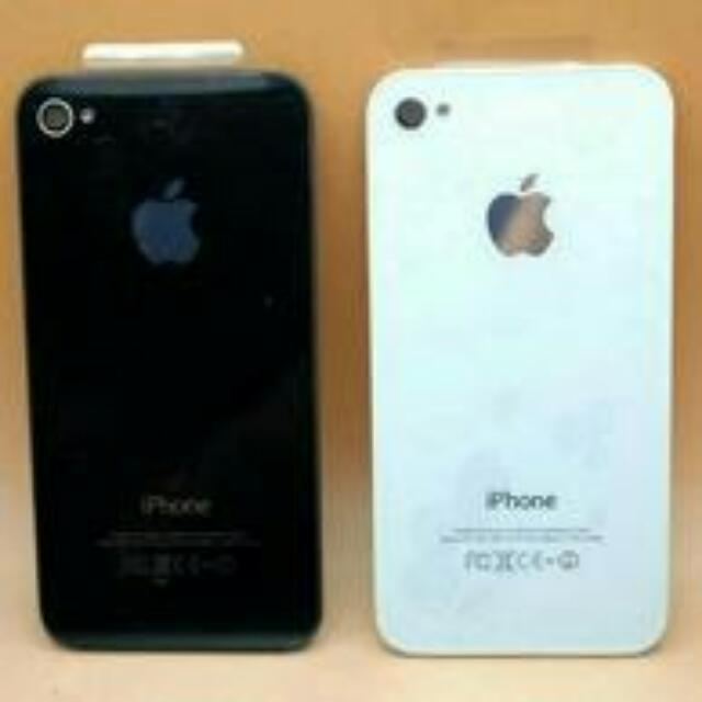 Backdoor Iphone