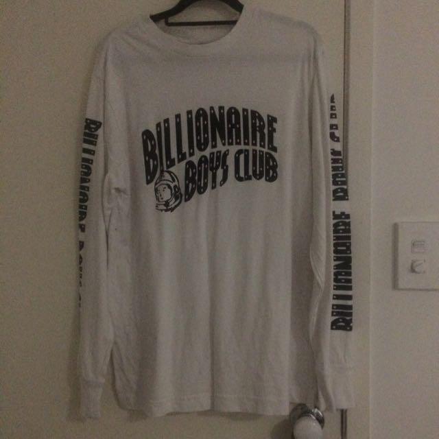 Billionaire Boys Club Long Sleeve