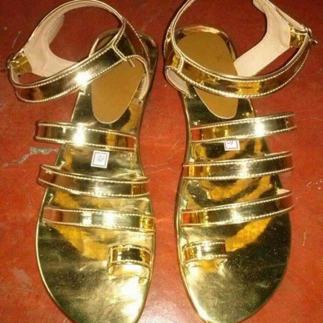 Carcar Made Sandals