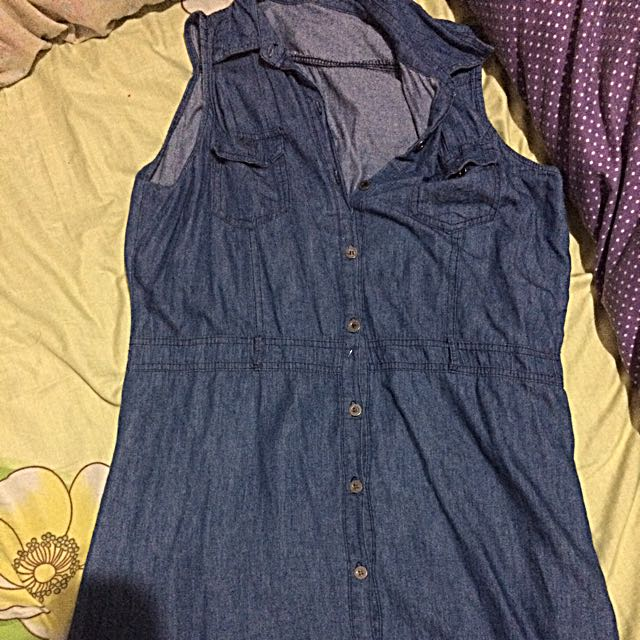 Chambray (Denim) Dress