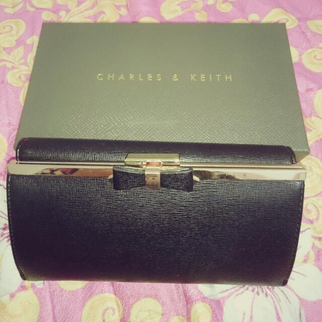 Charles And Keith Wallet Original Counter