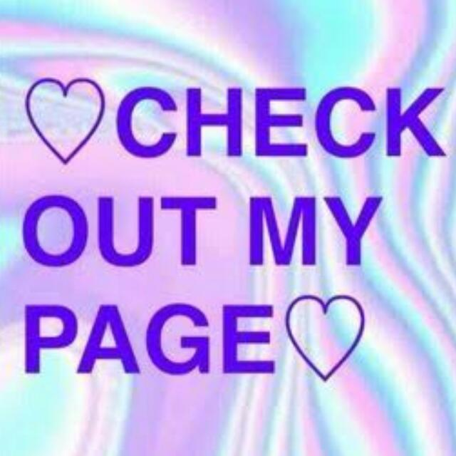 CHECK OUT MY PAGE! AM ACCEPTING SWAPS ALSO! POSTAGE ONLY $5 WITHIN AUSTRALIA!