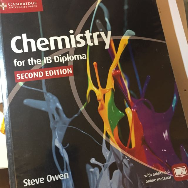 Chemistry IB Textbook