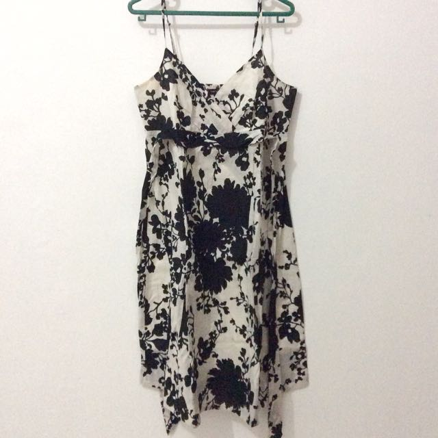 Cocktail Dress (Black&White)
