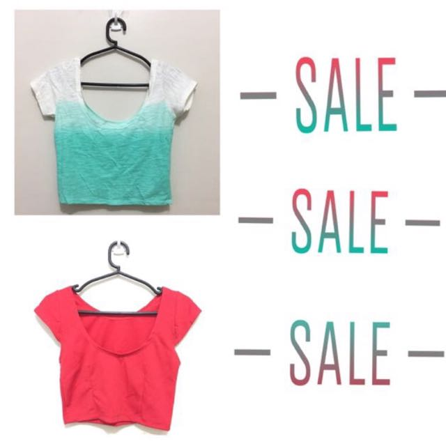Croptop 2 For 150