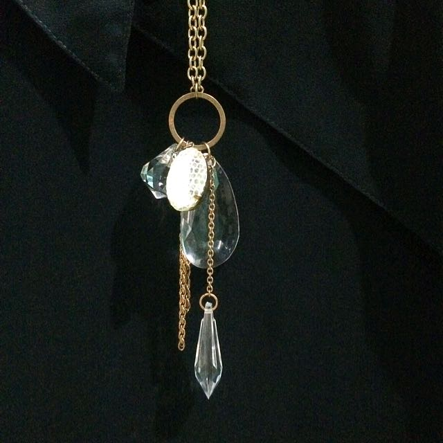 Diamond Sparkling Necklace✨