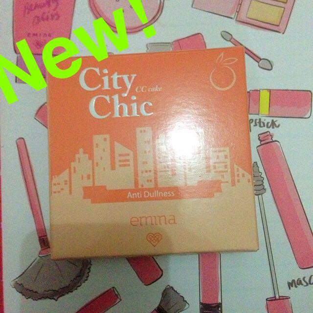 Emina City Chic Cc Cake