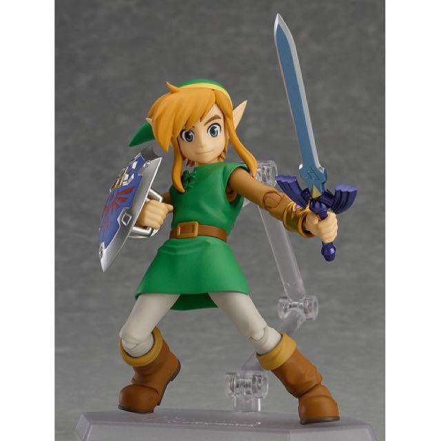 Figma Link - The Legend of Zelda: A Link Between Worlds [by Good Smile]