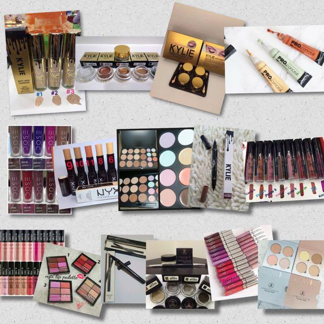 For Sale Make Up Starts At 85