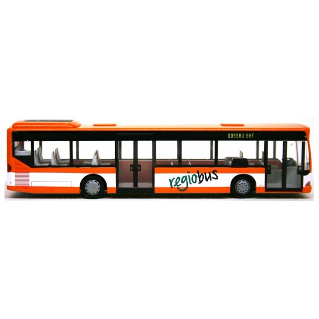 "[H0 1/87] Model Bus Mercedes Benz Citaro Auto AG Gossau ""regiobus"" [Rietze] NEW"