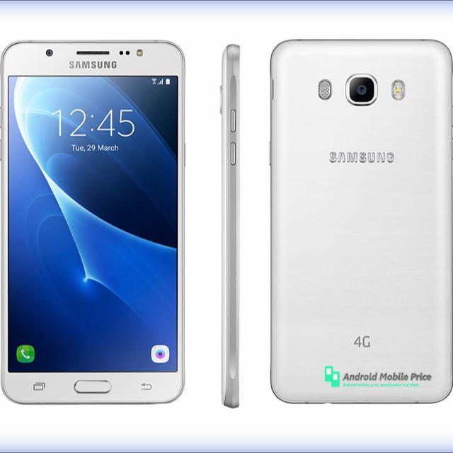Handphone Samsung Galaxy J5 2016 Brand New Mobile Phones