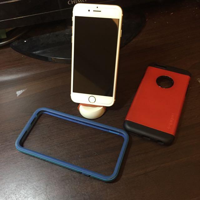 超優評價 iPhone6 金 16G 4.7吋 附充電器
