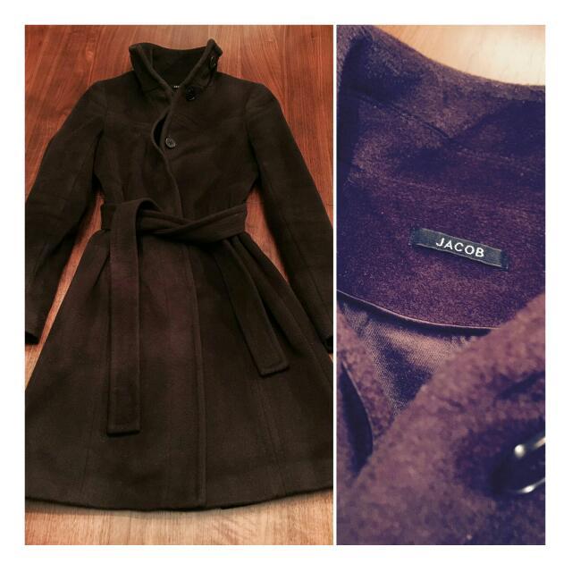 Jacob Wool Coat