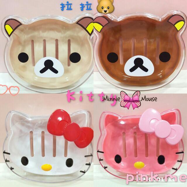 超萌Kitty肥皂盒