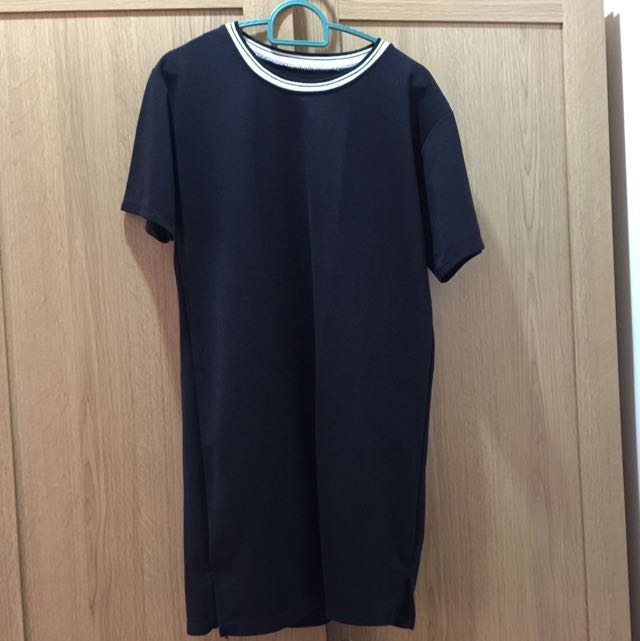 Loose shirt dress  #FreePostage