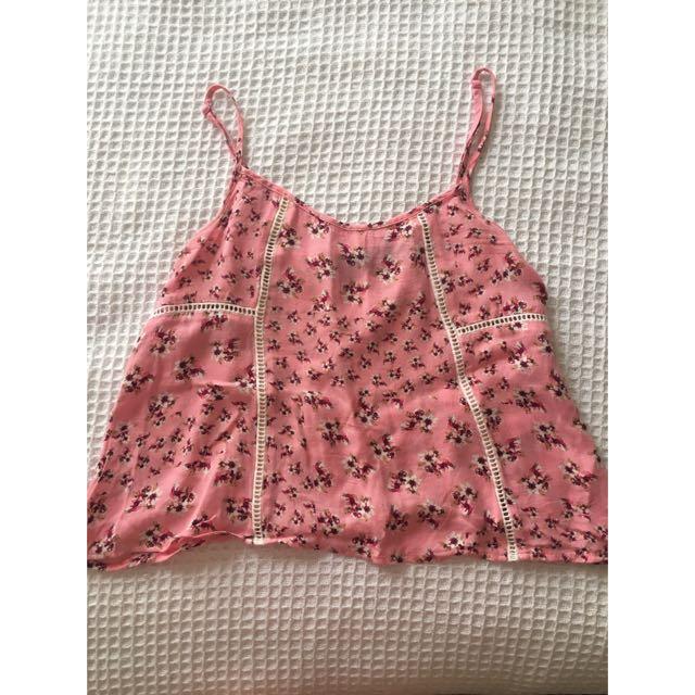 Mink Pink Singlet Top