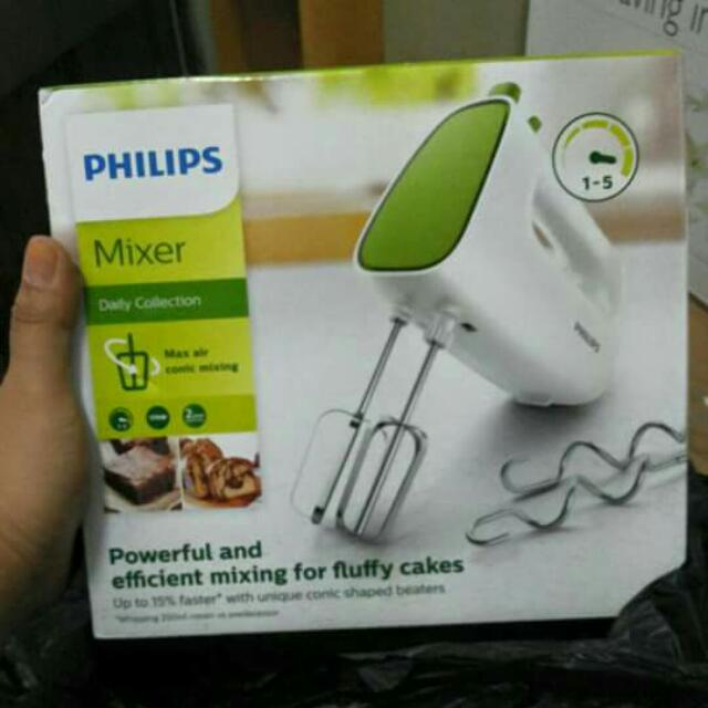 Mixer Philips New Murah