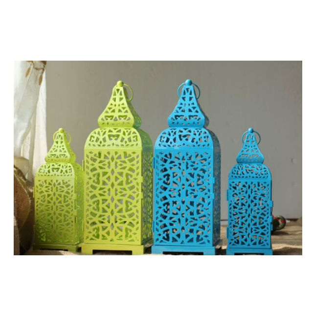 Morocco style candle holder