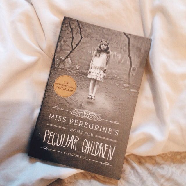 Ms. Peregrine's Home For Peculiar Kids By Ransom Riggs