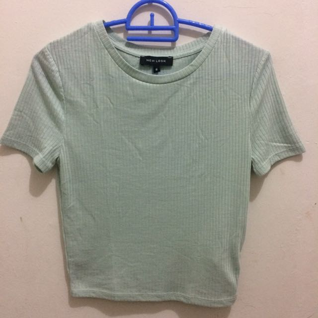 New Look Crop-tee
