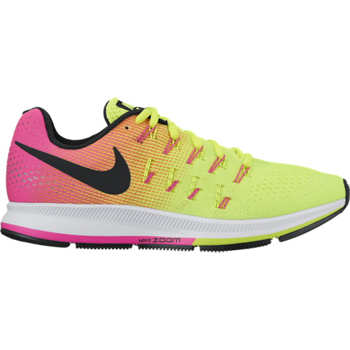 huge discount aff15 59bfa NIKE Air Zoom Pegasus 33 OC - Yellow Pink, Men s Fashion, Footwear on  Carousell