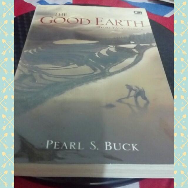 Novel The Good Earth