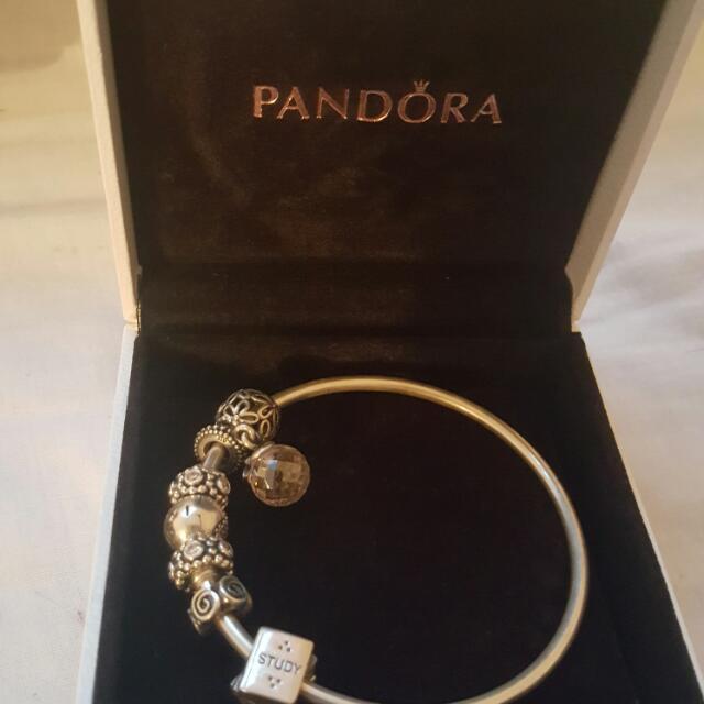 ON HOLD - Pandora Bangle