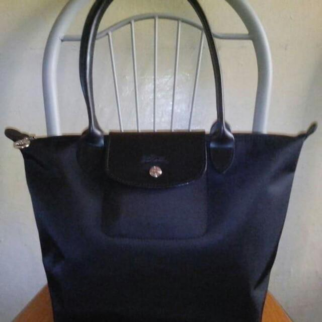 Pre-loved Authentic Longchamp Planetes