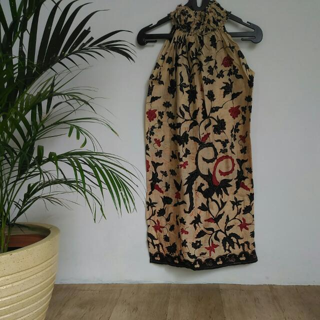 [Preloved] Dress Batik