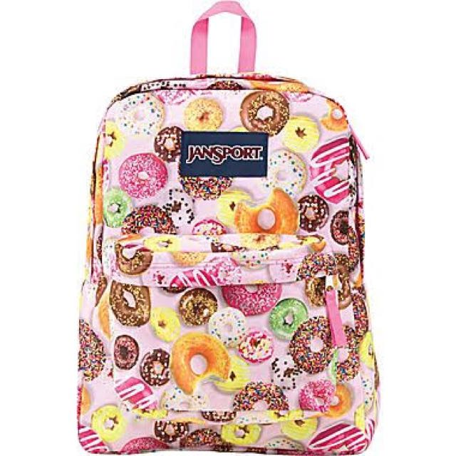 ransel jansport donut original