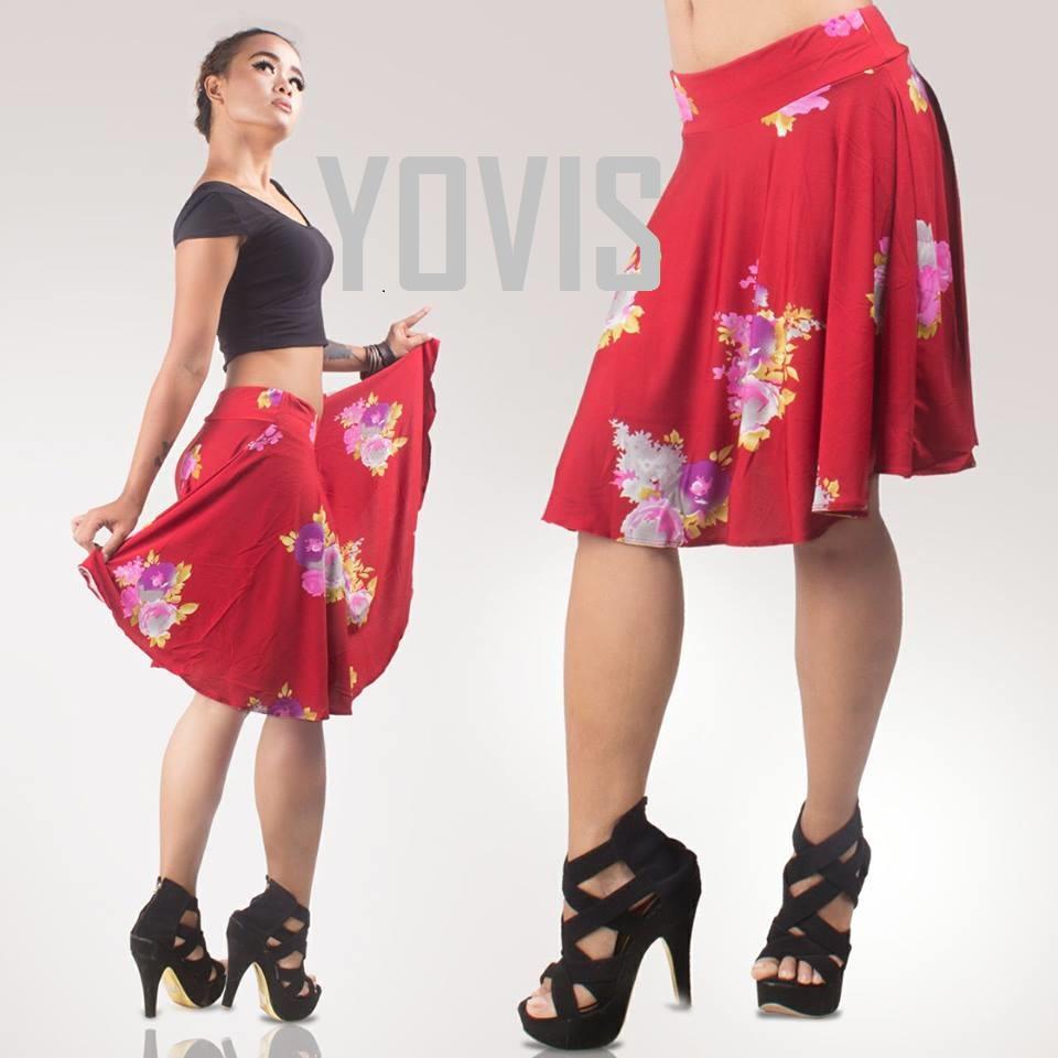 Yovis Gamis Long Sleeve Jersey Pink Muda Update Daftar Harga Fbw Clayton Formal Batik Shirt Cokelat Rok Mini Umbrella Skirt Red Merah