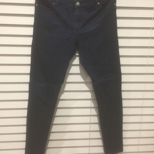 Sportsgirl  Navy Jeans