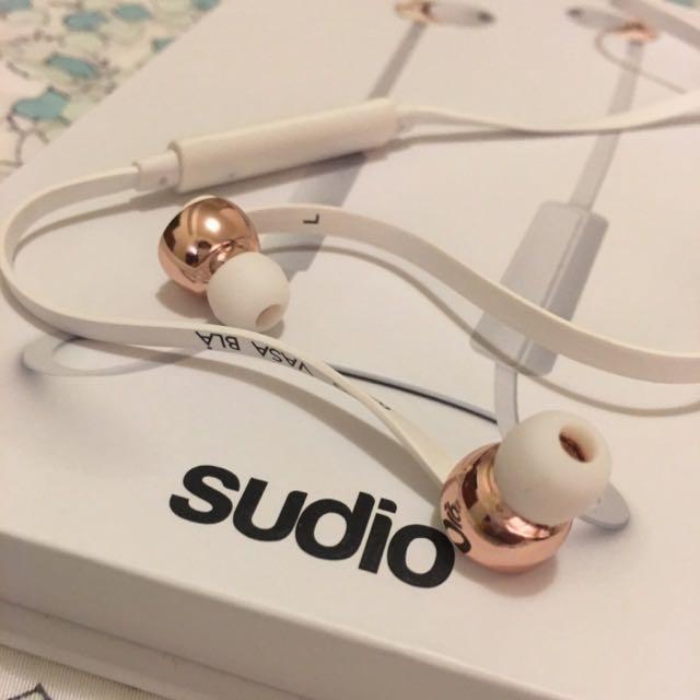瑞典Sudio藍芽無線耳塞式耳機