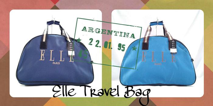 tas travel   elle travel bag   tas baju  Koper   Travel bag 35349017d4