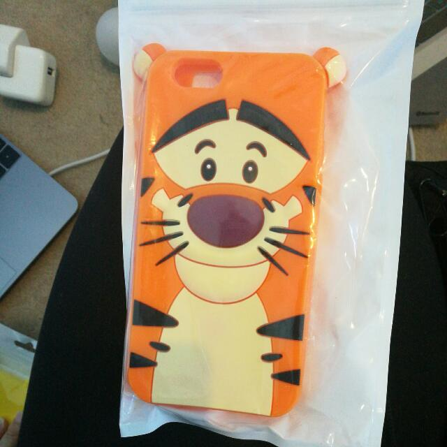 Tigger iPhone 6/ 6s cover