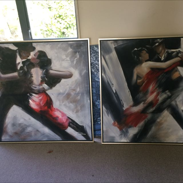 Two Canvas