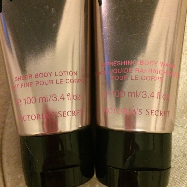 Victoria's Secret Body Lotion/Wash
