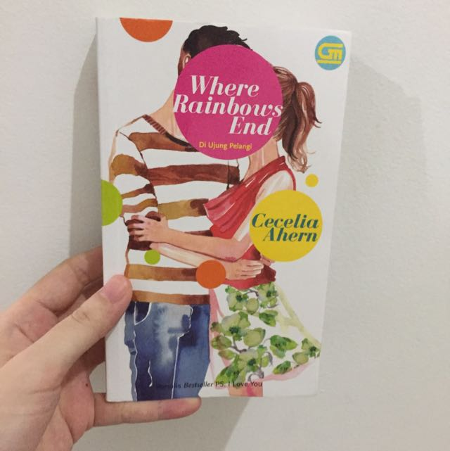 Where Rainbows End By Cecilia Ahern - Chicklit