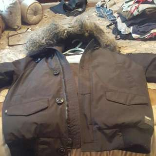 TNA Ronnie Style Down Winter Jacket