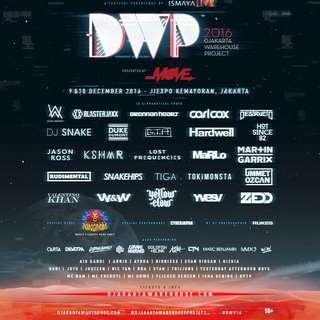 DWP 2016 - DJAKARTA WAREHOUSE PROJECT 2016