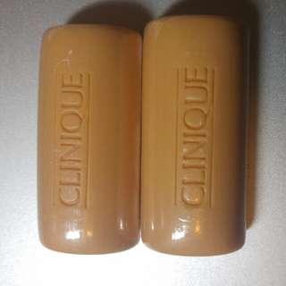 Clinique's Mini Soaps for Oily Skin