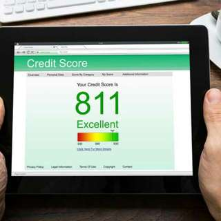 Erase negative credit history