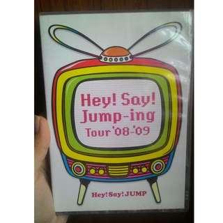 Hey! Say! JUMPing' Tour 08'-09 DV