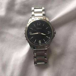 Authentic Fossil Watch OBO