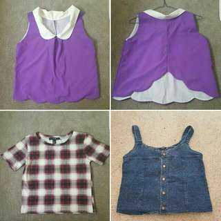 Fits Sizes 4 To 6. Top Bundle
