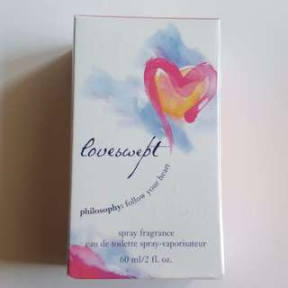 Philosophy Loveswept Fragrance 60ml